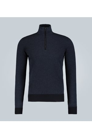 Loro Piana Mezzocollo Roadster sweater