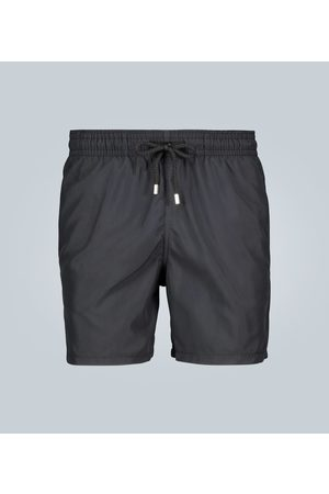 Vilebrequin Moorea technical fabric swim shorts
