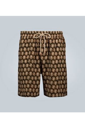 Nanushka Tie-dye print shorts