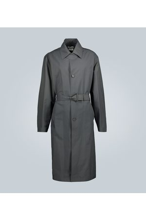 Bottega Veneta Lightweight cotton-blend trench coat
