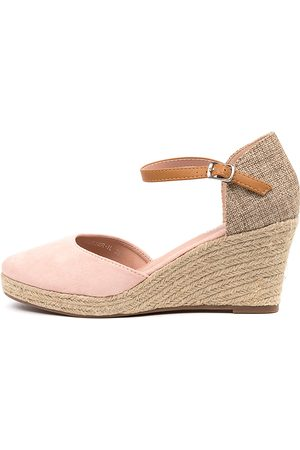 I LOVE BILLY Kerser Il Blush Shoes Womens Shoes Casual Heeled Shoes