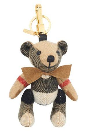 Burberry Women Keychains - Thomas Bear check key chain