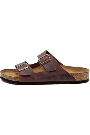 Birkenstock Arizona Men's Habana Sandals Mens Shoes Casual Sandals Flat Sandals