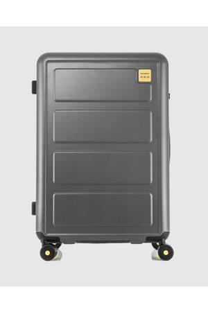 Samsonite TOIIS L 75cm Spinner Case Expandable - Travel and Luggage (Iron ) TOIIS L 75cm Spinner Case Expandable