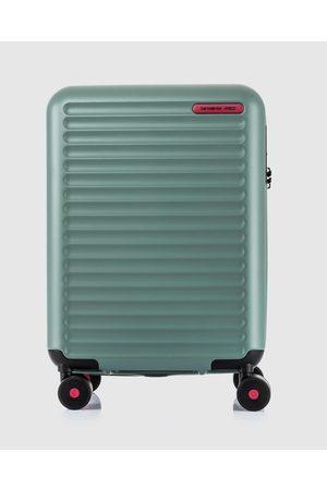 Samsonite TOIIS C 68cm Spinner Case Expandable - Travel and Luggage (Slate ) TOIIS C 68cm Spinner Case Expandable