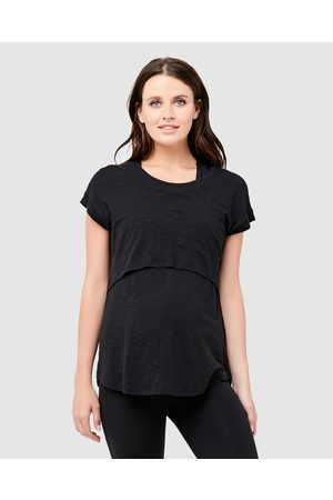Ripe Maternity Richie Nursing Tee - T-Shirts & Singlets Richie Nursing Tee