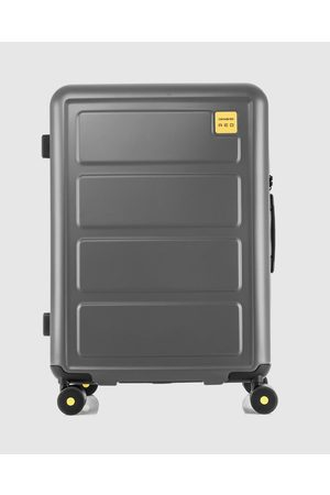 Samsonite TOIIS L 68cm Spinner Case Expandable - Travel and Luggage (Iron ) TOIIS L 68cm Spinner Case Expandable