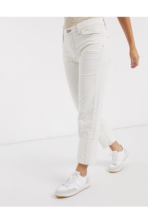 MiH Jeans Cord pants in off white