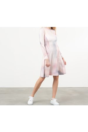 WoodWood Sue Dress Lilac Aop