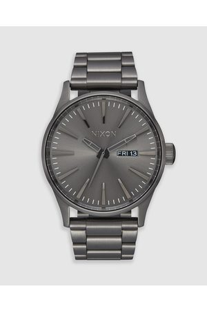 Nixon The Sentry SS - Watches (All Gunmetal) The Sentry SS