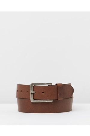 Loop Leather Co Billy Basic - Belts (Tan) Billy Basic