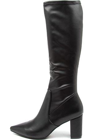 Django & Juliette Norass Dj Boots Womens Shoes Casual Long Boots