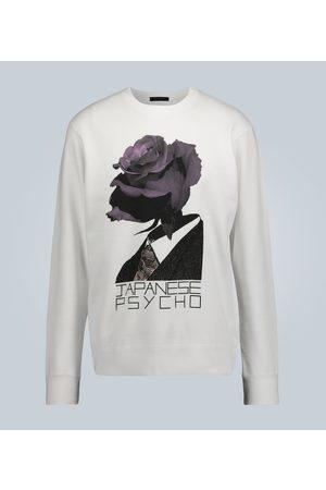 UNDERCOVER Japanese Psycho crewneck sweatshirt