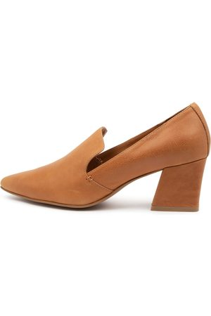Django & Juliette Women Heels - Missies Tan Shoes Womens Shoes Dress Heeled Shoes