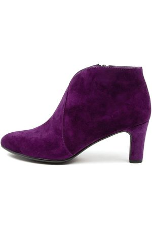 Django & Juliette Women Ankle Boots - Templess Boots Womens Shoes Dress Ankle Boots
