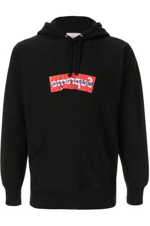 Supreme Men Hoodies - X Commes Des Garcon logo hoodie