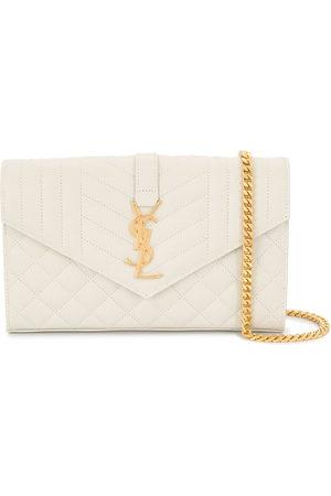 Saint Laurent Small Envelope crossbody bag