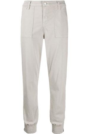 J Brand Arkin zipped ankle track trousers