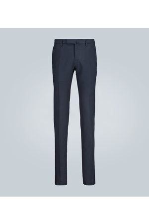 Incotex Checked casual pants