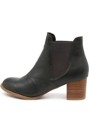 I LOVE BILLY Jalises Forest Boots Womens Shoes Casual Ankle Boots