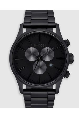 Nixon Men Watches - Sentry Chrono - Watches (All Matte & Polished ) Sentry Chrono
