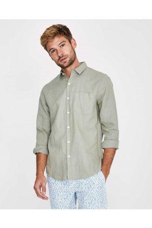 Arvust Grover Linen Shirt - Shirts & Polos Grover Linen Shirt