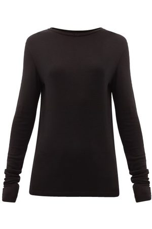 Bottega Veneta Women Bodies - Halterneck Cut-out Cashmere-blend Bodysuit - Womens