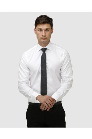 BROOKSFIELD Men Business - Royal Oxford Business Shirt - Shirts & Polos Royal Oxford Business Shirt