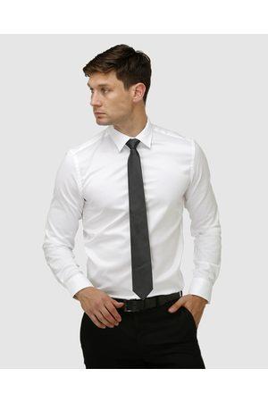 BROOKSFIELD Hero Wedding Regular Cuff Dress Shirt - Shirts & Polos Hero Wedding Regular Cuff Dress Shirt