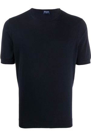 Drumohr Solid-color T-shirt
