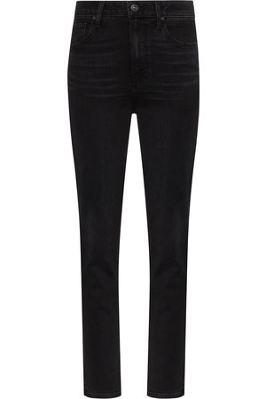 Paige Sarah high-rise slim leg jeans