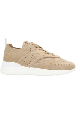 Tod's Fondo Sportivo leather sneakers