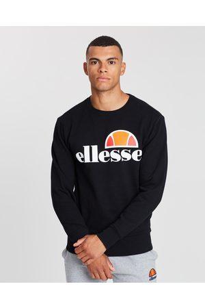 Ellesse Succiso Sweater - Sweats (Anthracite) Succiso Sweater