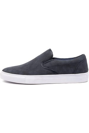 Davinci Eric Da Navy Sneakers Mens Shoes Casual Casual Sneakers