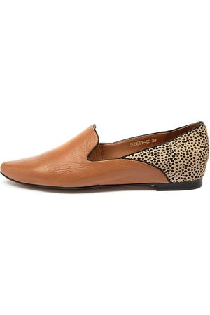 Top end Sunset To Tan Tan Speckle Shoes Womens Shoes Casual Flat Shoes