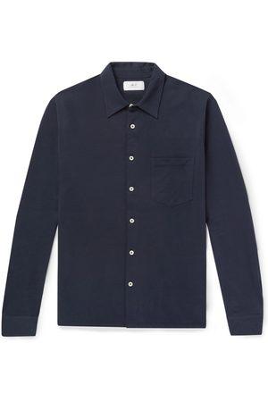 Mr P. Supima Cotton-jersey Shirt