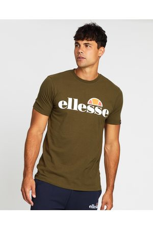 Ellesse Men Tops - Prado T Shirt - T-Shirts & Singlets (Khaki) Prado T-Shirt