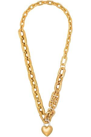 AMBUSH Men Necklaces - Heart padlock necklace