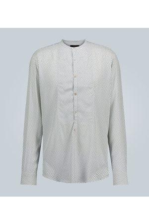 THE GIGI Shedir polka dot shirt