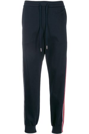 Thom Browne Interlock RWB Stripe Track Pants