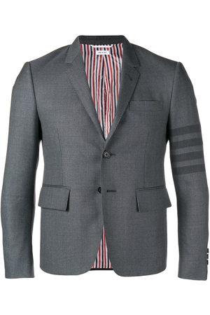 Thom Browne Men Blazers - 4-Bar High-Armhole Sport Coat