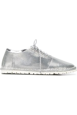 MARSÈLL Micro-perforated oxford shoes