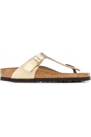 Birkenstock Women Flat Shoes - Gizeh slip-on sandals