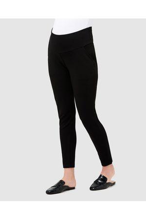 Ripe Maternity Super Soft Scuba Pants - Pants Super Soft Scuba Pants