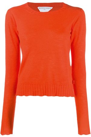 Bottega Veneta Women Sweaters - Button detail jumper