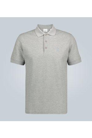 Burberry Eddie cotton polo shirt