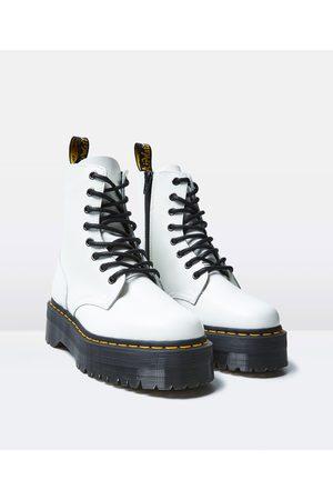 Dr. Martens Women Lace-up Boots - Jadon Platform 8 Eye Boots