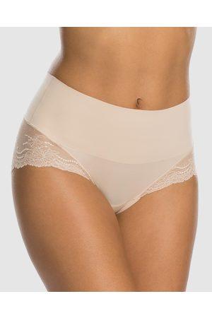Spanx Women Briefs - Undie tectable® Briefs - Accessories (Soft Nude) Undie-tectable® Briefs