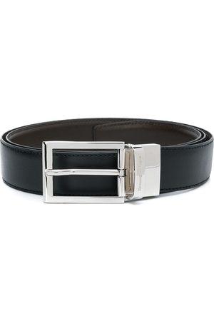 Ermenegildo Zegna Men Belts - Reversible belt