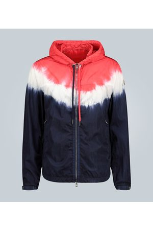 Moncler Saut tie-dye hooded jacket